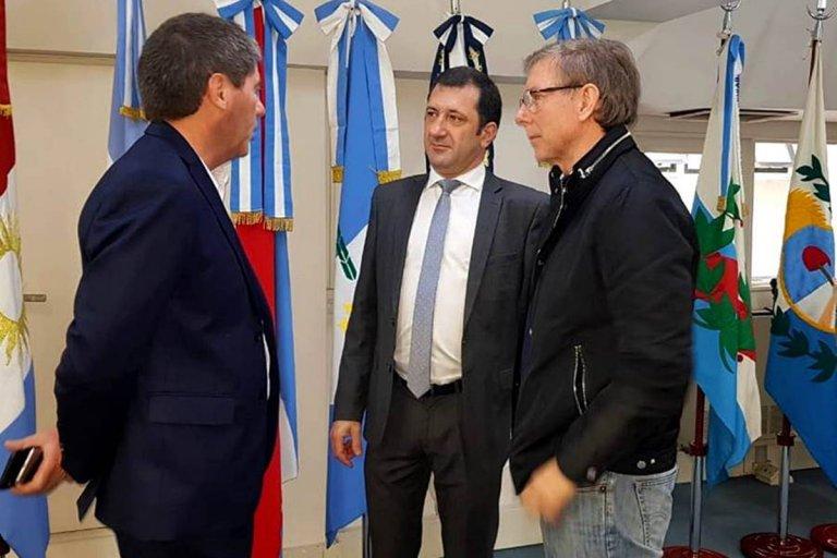 Edgardo Kueider se sumó a las voces críticas a los recortes de Nación