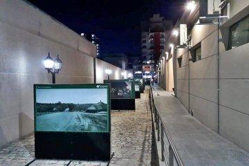 El Centro Cívico inauguró nueva iluminación y sumará un nuevo espacio cultural