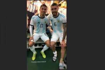 Con dos concordienses, la Selección Sub 23 goleó a Bolivia