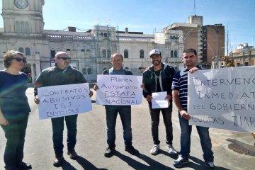 """Los autoahorristas entrerrianos convocan a un """"bocinazo"""" para reclamar que """"cumplan con la cautelar"""""""