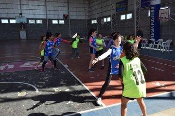 Comenzaron las primeras fechas del Torneo de Básquet del Programa Generación Positiva