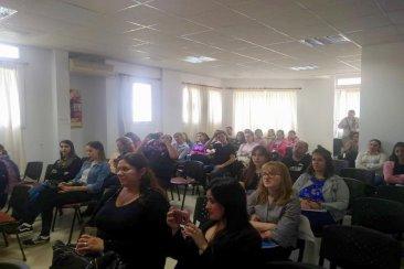 FEHGRA brindó una capacitación a sala llena en Federación