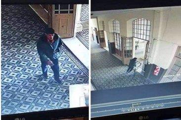 El puntero que denunció a Cresto fue acusado de robar una bicicleta de la escuela Normal