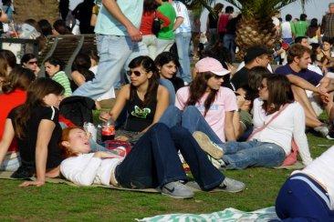 La ciudad de amigos se prepara para celebrar el Día del Estudiante