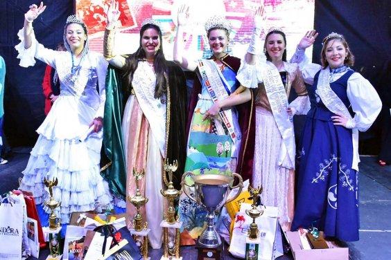 La Fiesta del Inmigrante coronó a su nueva Reina Provincial