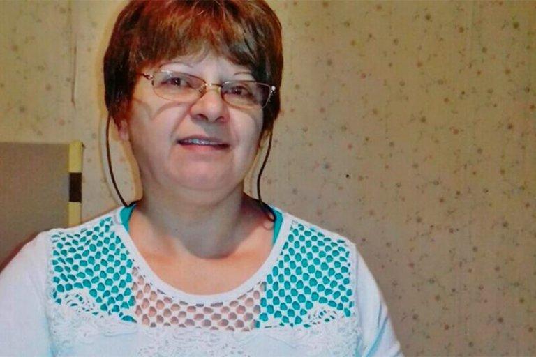Gladys habría sido ahorcada con una bufanda y luego acuchillada.