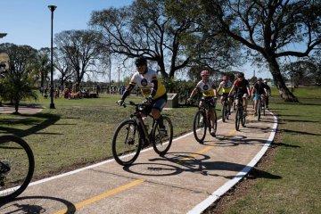 Será obligatorio el uso de casco y luces para ciclistas en Concordia