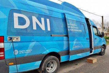 El móvil para tramitar los DNI visitará Concordia en el arranque de octubre