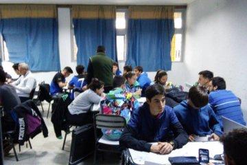 Concordienses participan de las Olimpiadas de Construcciones y Electromecánicas
