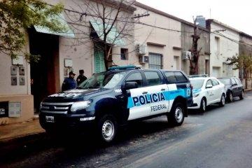 Allanamientos de la Policía Federal por una causa de asociación ilícita