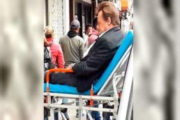 Uno de los tres detenidos por la agresión a Varisco negó haberlo golpeado