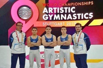 Con dos concordienses arrancó el Mundial de Gimnasia Artística