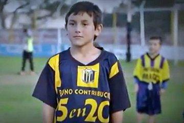 Dos clubes entrerrianos elaboraron un emocionante video para concientizar a los padres de inferiores