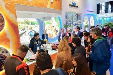 Salto Grande se sumó a la promoción del Turismo de la región en la Feria más importante de Latinoamérica