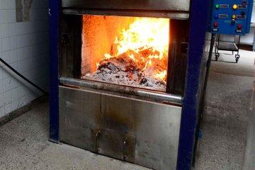 Proyecta la compra de dos hornos pirolíticos para destruir estupefacientes