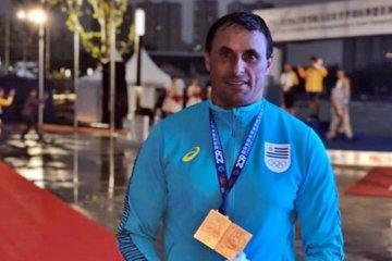 Concordiense logró dos medallas en el Mundial de China