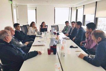 La provincia ultima gestiones ante el BID para obtener la aprobación al proyecto del relleno sanitario de Concordia