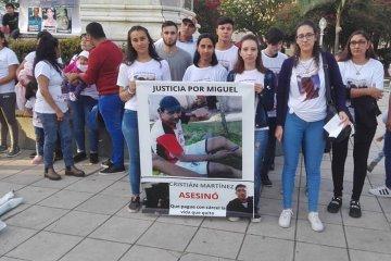 """Decima marcha pidiendo Justicia de """"Familiares unidos por el dolor"""""""