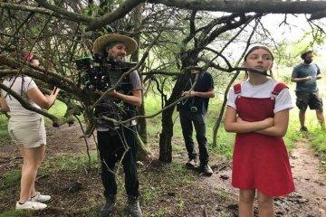 La realizadora local Laura Sánchez Acosta ganó un premio en el Festival Internacional de Cine