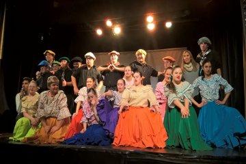 Cantantes y bailarines de la región serán parte de un encuentro integrador