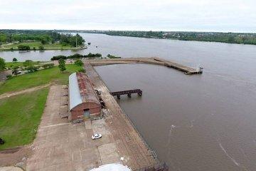 Salto Grande emitió el parte de comienzo de semana para el río Uruguay
