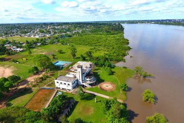 Desde Hidrología de Salto Grande explicaron el porqué del repunte del río Uruguay