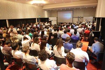 Por octavo año consecutivo Salto Grande organiza las Jornadas Binacionales de Informática y Comunicaciones