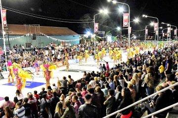 Las comparsas encendieron sus motores para la edición 2020 del Carnaval
