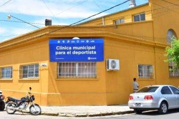En Concordia ya funciona la Clínica Municipal para el Deportista