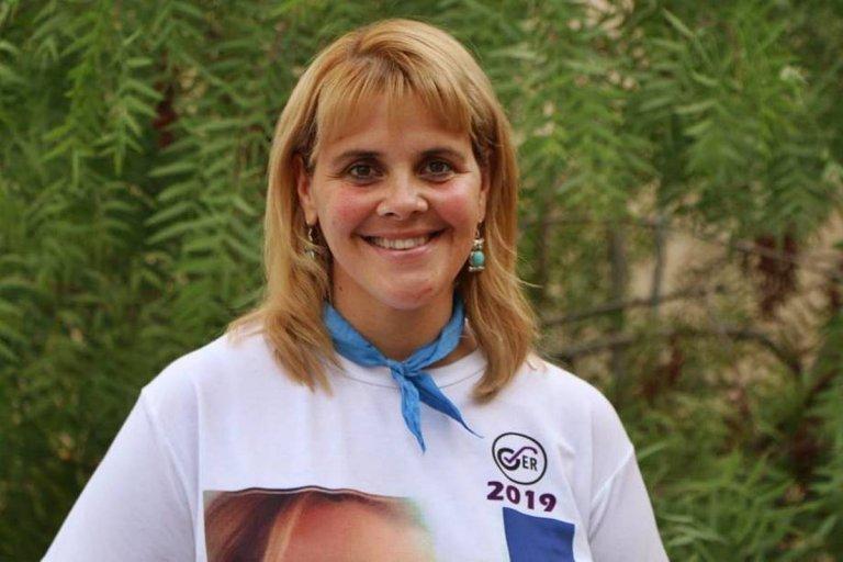 Tania Acebal, ex candidata a gobernadora por el partido SER