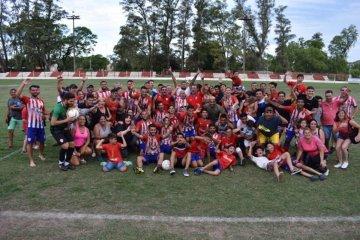 Libertad es el nuevo campeón del fútbol concordiense