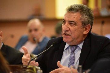 Urribarri defendió su gestión y dijo que a Bordet le tocaron