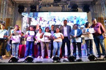 El Concejo cerró su cuarta edición del Premio al Mérito