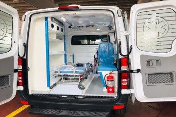 Salto Grande entregará una nueva ambulancia para el hospital Carrillo