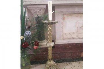 Nuevo robo en la Parroquia Nuestra Señora de Pompeya