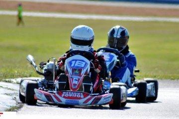 Otro domingo de pruebas en el Autódromo de Concordia.
