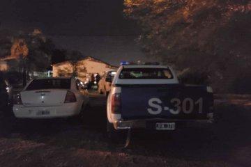 El dueño de una vivienda quedó detenido tras balear a un delincuente que ingresó a robar