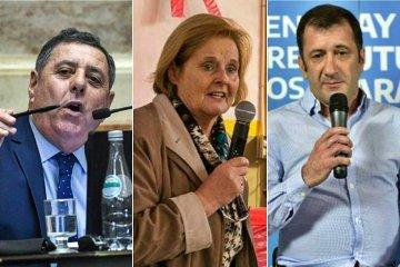 Este miércoles juran los tres senadores nacionales entrerrianos electos