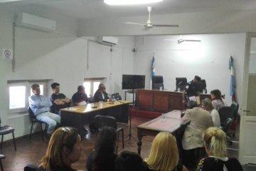 Un absuelto y dos condenados en la causa por el homicidio de Fabián Miño