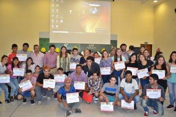 Más de 20 jóvenes concordienses recibieron herramientas del Programa Formar para Emprender