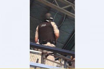 Prefectura confirmó que la banda que acopiaba mercadería ilegal en Concordia tenía una logística muy aceitada