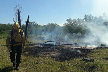Prohíben realizar quemas en todo el territorio entrerriano