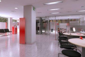 Entidad bancaria cierra una de sus sucursales en Concordia