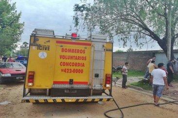 Parte médico de las personas afectadas por el incendio de calle Nogoyá