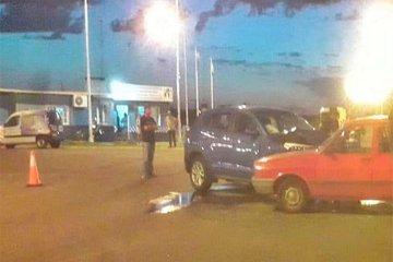 RUTA 18: Violento impacto entre una camioneta y un auto terminó con una mujer fallecida