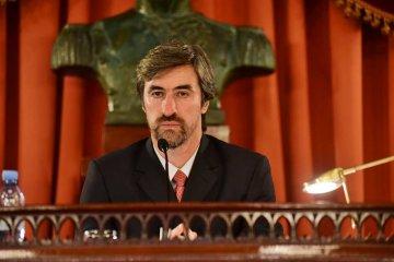 Giano puntualizó que los tres poderes del Estado implementarán el programa Ser Jurado