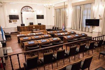Este lunes juran los nuevos senadores entrerrianos
