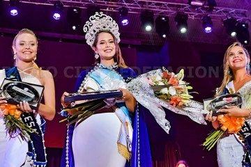 Una federaense volvió a quedarse con la corona de la Fiesta Nacional del Lago