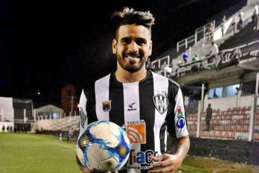 Un club de Córdoba sumó a su plantel al concordiense Diego Jara