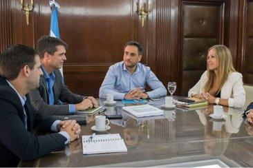 La Municipalidad le presentó al Ministro de Ambiente el Plan Estratégico Ambiental de Concordia